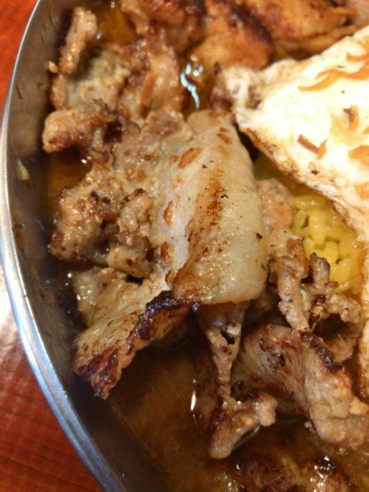 「ダルシムSPECIAL」 豚バラ肉